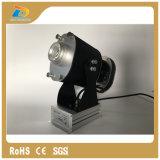 LEDgobo-Projektor mit Gobo-Rotator-Licht