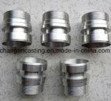 Части Lathe нержавеющей стали Ss304 профессионала подвергли механической обработке CNC, котор