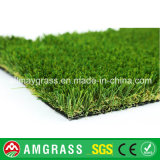 Erba d'abbellimento superiore ed erba sintetica del tappeto erboso