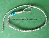 Cable de fibra de malla calcetín