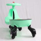 Carro novo do balanço do bebê da cor com o brinquedo encantador para a venda
