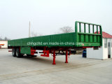 Different Loading Capacity Side Wall Cargo Trailer