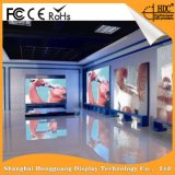 Il colore completo ultra dell'interno P1.6 il comitato del video della pressofusione LED