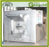 Machine de torréfaction d'arachide d'acier inoxydable