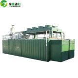 회람 물 냉각을%s 가진 500kw Biogas 발전기