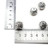 Herstellung die handgemachten DIY Zubehör befestigt für Halsketten-Armband-Raupen