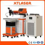 soldadura de laser de alumínio do fabricante do reparo do molde do ferro do aço inoxidável de 200W 300W 400W