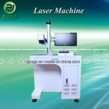 Hohe Präzisions-Laser-aus optischen Fasernmarkierungs-Maschine für Metall