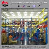 Construção de aço Plaform para o sistema do racking do armazém