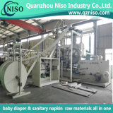 Full Servo High Speed ​​Disposable Adult Diaper Machine Price