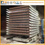 プロジェクト設計を作るターンキー煉瓦が付いている単層の煉瓦ドライヤー