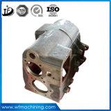 A caixa de engrenagens contínua de moldação personalizada OEM do redutor de velocidade do eixo ou do eixo de Holoow para a transmissão de potência montou/a caixa engrenagens do redutor/caixa de engrenagens/montagem
