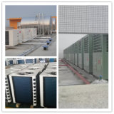 Rifornimento centralizzato dell'acqua calda della pompa termica, pompa termica a bassa temperatura