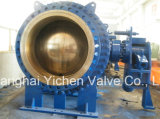 Forged Steel API 6D Double Block et Bleed Ball Valve