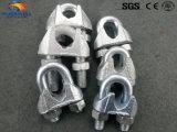電流を通された鋼鉄DIN 741可鍛性ワイヤーロープクリップ