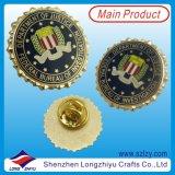 Moda de imitación de imitación dura Cloisonne Pin insignia (LZY-10000139)