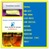 Musclegrowth를 위한 대략 완성되는 기름 Trenbolone Enanthate 200mg/Ml