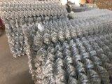 clôture provisoire de maillon de chaîne de 6FT x de 12FT