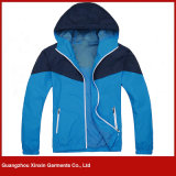 Fornecedor de jaqueta para casacos promocionais de poliéster unisex (J207)