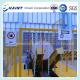 Fábrica de papel rodillo transportador con la placa giratoria - Máquina de Papel