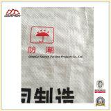 Bolsa de embalagem química para pó de grafite de cera de PE