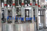 Zumo de fruta aséptico automático lleno del grano/de la pulpa que hace la máquina
