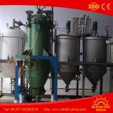 Рафинадный завод арахисового масла рафинировки подсолнечного масла верхнего качества 3t/D миниый