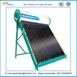 Fuente casera de la agua caliente por el calentador de agua solar de la alta calidad