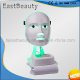 PDT LED Máscara para el rejuvenecimiento de la piel Eliminación del acné PDT Rojo Azul Verde