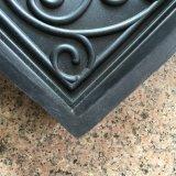 カスタム装飾的で頑丈なドアの床のケイ素のゴム製靴のブートの皿