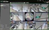 HD 960p IPのパノラマ式の360度の無線カメラ(Mg360A)