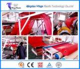 Mattenstoff-Produktionszweig der Belüftung-Plastikfußboden-Blatt-Matten-Strangpresßling-Zeilen-/Kurbelgehäuse-Belüftung eintragender