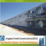 Zwei Geschoss-Huhn-Haus-galvanisierte Stahlkonstruktion