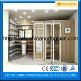 Tempered Glass, High Safety를 가진 Shower Door Glass