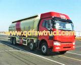 FAW 8x4 35 입방 대량 시멘트 유조 트럭