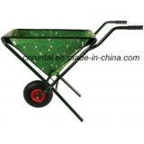 Fabrikanten/de Draagbare Vouwende Kruiwagen die van het Wiel van de Tuin verkopen