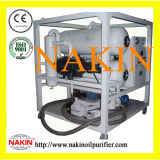 Óleo isolante do aquecimento do vácuo elevado, máquina da purificação de petróleo do transformador