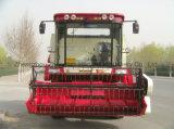 밀 추수를 위한 농업 농기구