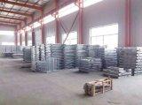 産業鋼鉄によって上げられる構造の容器のローディングのプラットホーム