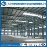 Estructura de acero estable para aparcamiento, Casa de trabajo