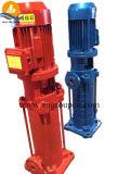 Bomba de água de vários estágios vertical de alta pressão do impulsionador