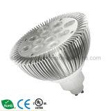 LED de alta luminosidad PAR38 UL Aprobado