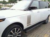 Panneau courant électrique de Range Rover