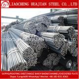 Ferro de aço deformado Ros do Rebar para a construção