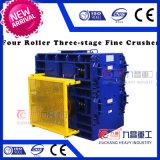 Triturador de alta eficiência para triturador de rocha de carvão de minério de pedra com triturador de rolo