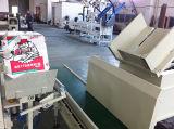 Macchina imballatrice della polvere completamente automatica di carta del sacco da 25 chilogrammi