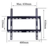 Örtlich festgelegte Fernsehapparat-Wand-Montierung Lgt-Z02
