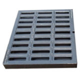 Iron duttile Gully Grating per The Project