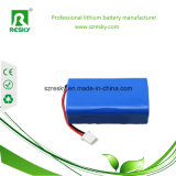 batterie rechargeable de 12V 2000mAh pour la lumière et l'Indicateur LED de vélo