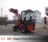 中国製セリウムの公認のEverun Er06の小型車輪のローダー